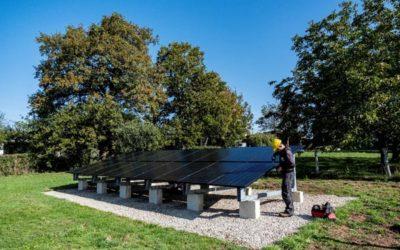 Les aides financières pour la production d'électricité solaire