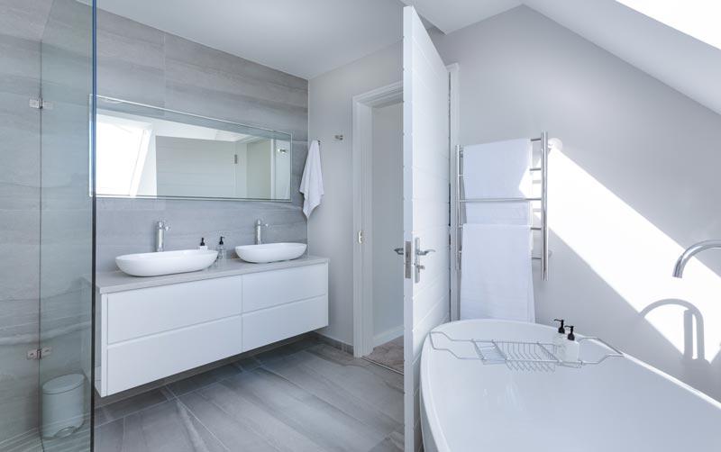 Salle de bains : les tendances 2021